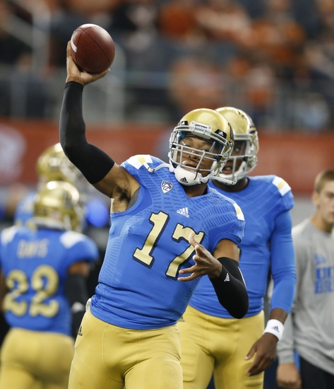 Bruin Quarterback Scenarios With Or Without Brett Hundley