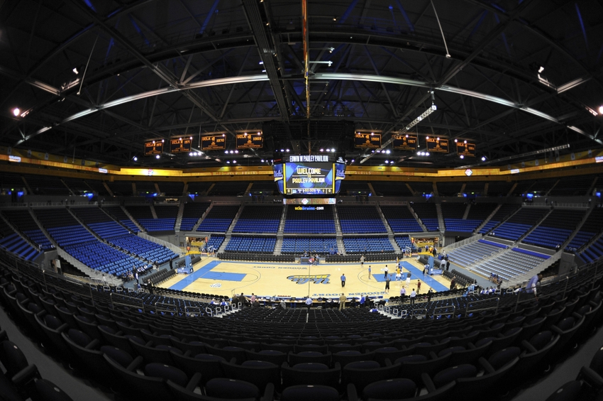 Ucla Has The Fourth Best Court Design According To Espn