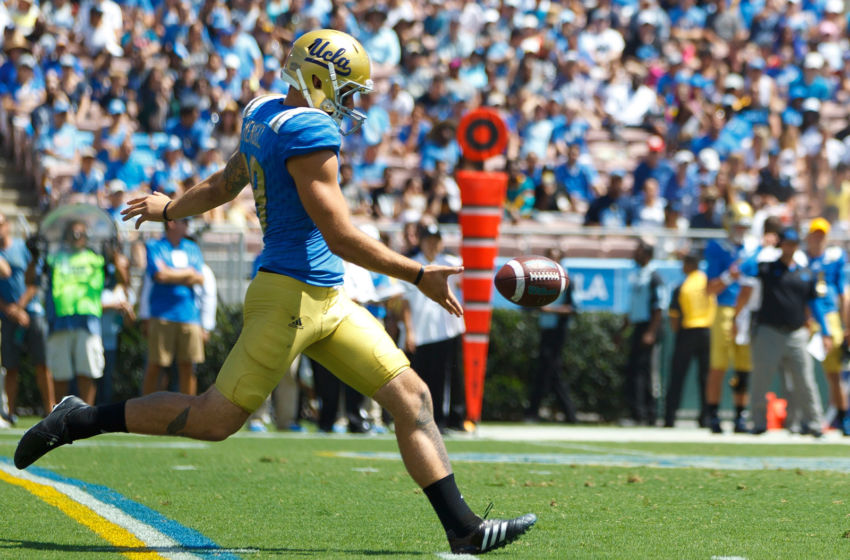 Ucla Football Punter Position Preview