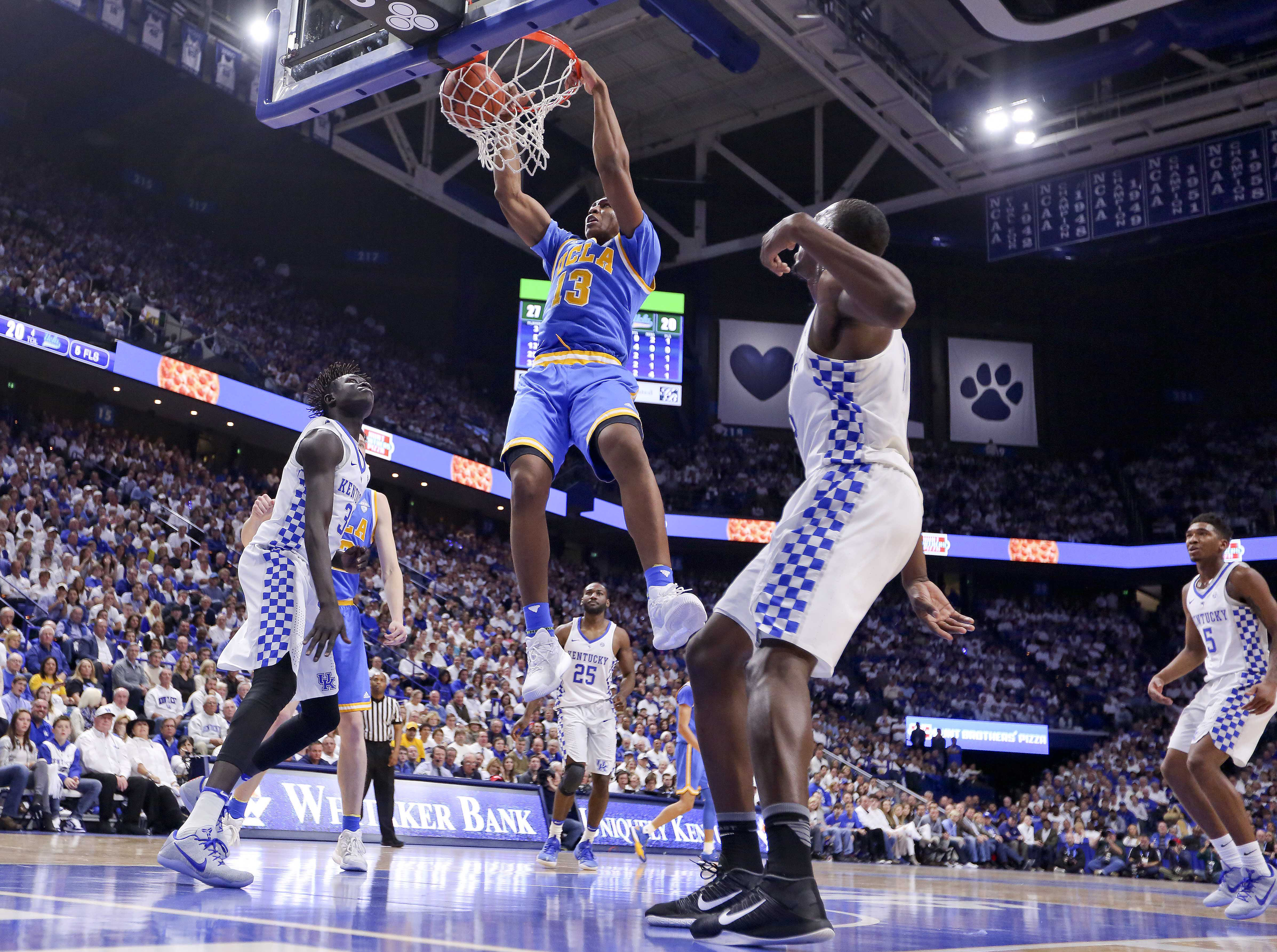 Kentucky Basketball Preview Wildcats Will Be Elite Again: NCAA Tournament: UCLA Basketball Vs. Kentucky