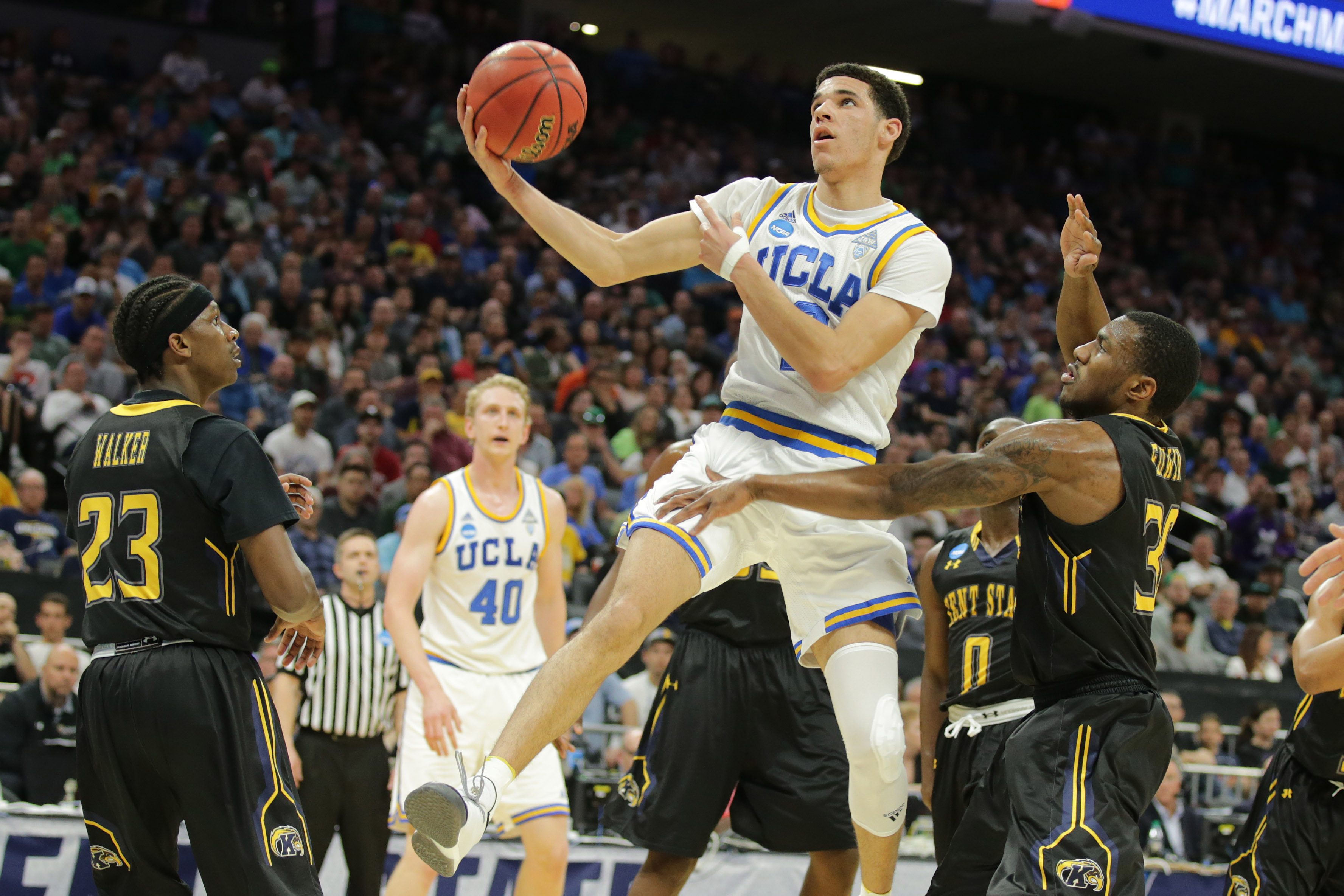 UCLA Basketball: A Look at Lonzo Ball and TJ Leaf's Draft ...